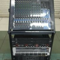 rak mixer rak audio sound sistem 10u