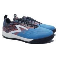 Sepatu Futsal Specs Metasala Warrior IN - Rock Blue