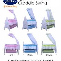 Baby Box Ranjang Bayi Pliko Craddle Swing 161R Bisa Gojek Bouncer