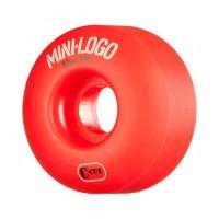 Skateboard Wheels Mini Logo C CUT RED 101 A