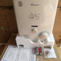 PEMANAS AIR(WATER HEATER)WASSER WH 506 A (pakai Gas Lpg)