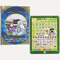 Playpad anak muslim 4 bahasa with LED playpad / ipad arab murah
