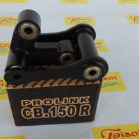 Prolink Peninggi shock belakang Cb150r Old dan New