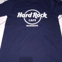 Tshirt Baju Kaos Hard Rock Cafe Bebas Pesan Nama Kota Atau Negara