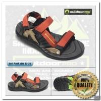 [OT] sandal outdoor pro, sandal gunung Azalea KDX Orenge, sandal gunun