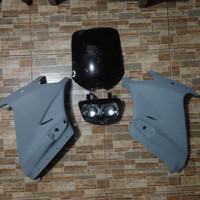 PROMO fairing serpico ninja thailand fiberpress copy ori