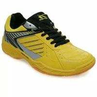 Sepatu Badminton Spotec Max Score kuning