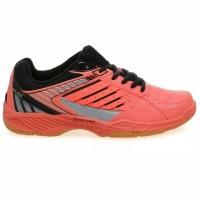 Sepatu Badminton Spotec Max Score merah