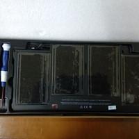 Baterai Laptop APPLE MacBook Air A1405 A1466 (Mid 2012, Early2014)