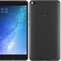 Xiaomi Mi Max 2 black Ram 4GB Rom 64GB Garansi Distributor 1 Tahun