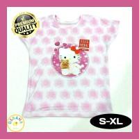 Baju Kaos Anak Karakter | Hello Kitty | Jessie Mike (S-XL)