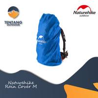 NATUREHIKE Rain Cover Bag Pelindung Tas Ukuran M 30-50L Waterproof