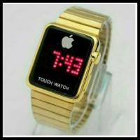 Spesial Price Jam Tangan Apple Watch Touch Rantai Gold Ap001 ...