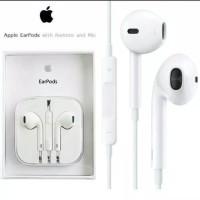 Handsfree Headset Earpods Apple iPhone Original