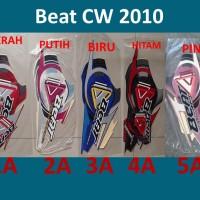 Stiker / Lis / Striping / Stripping Motor Honda Beat 2010