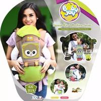 Gendongan Bayi Depan Hipseat Hip Seat Baby Joy Mochino BJG3024