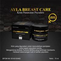 Pengencang Payudara AYLA BREAST CARE Meperbesar Original Nasa