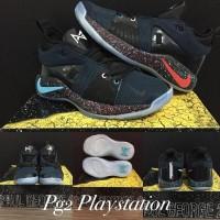 sepatu basket nike paul george 2 pg 2 playstations grade original