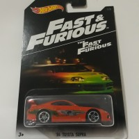 Hot Wheels Hotwheels Fast & Furious Toyota Supra
