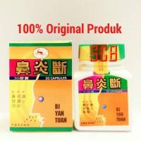 Obat China Bi Yan Tuan - Obat herbal Pilek / Flu / Sinusitis / Alerg