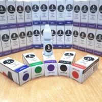 Tinta Stempel Otomatis Botol Tanpa Bantalan