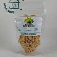 Kacang Kenari Sulawesi (Pili Nut) Kupas Panggang 70gr