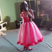 Baju pesta anak gaun gown costum costume fashion show