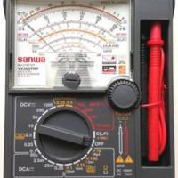 Sanwa YX 360 TRF/ Multitester Sanwa Manual /Avometer Sanwa