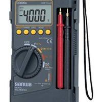 Sanwa CD800a / Multimeter digital Sanwa/ Avometer Sanwa Digital