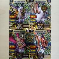 Full Set Strong Animal Kaiser M3 Special Rare