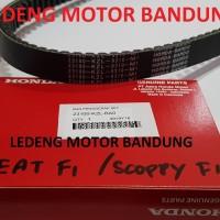 V-Belt Beat Fi Scoopy Injection Vanbelt Timing Vbelt Honda AHM Ori KZL