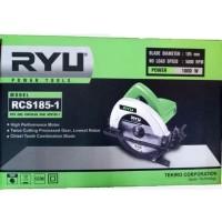 RYU -Tekiro 185mm Circular Saw - Mesin Gergaji bulat Heavy Duty - Japa