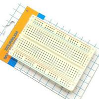 bread board breadboard mini 8.5x5.5 cm 400 holes high quality arduino