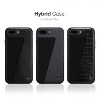NILLKIN HYBRID MOTIF SERIES LEATHER CASE - APPLE IPHONE 7 PLUS