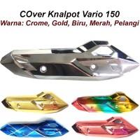 [AKSESORIS MOTOR] Cover Knalpot Untuk Honda Vario 150 Esp / Cover Muff
