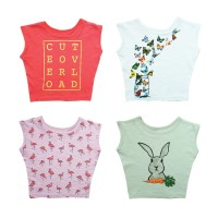 Kazel Tshirt Girl Butterfly Edition