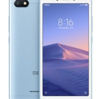 Xiaomi Redmi 6A 2/16GB Blue - Garansi Distri 1 Tahun