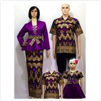 Batik Sarimbit / Couple Kebaya / Baju Keluarga / Baju Pesta