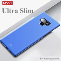 MSVII Samsung Galaxy Note 9 - Premium Luxury Thin Case ORIGINAL