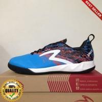 HayuFutsal - Sepatu Futsal Specs Metasala Warrior Rock Blue Red 40074