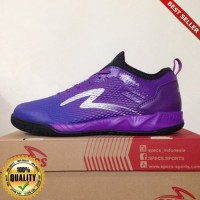 HayuFutsal - Sepatu Futsal Specs Metasala Musketeer Deep Purple Black