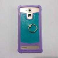 Case Advan G1 Pro Universal Softcase Anti Crack Plus Ring