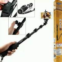 Tongsis Bluetooth Yunteng YT-1288 Extendable Selfie Stick Monopod