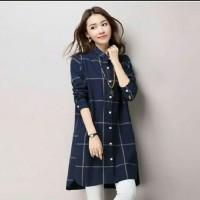 Jumbo Kuernavy [Baju Atasan Wanita 0117] RHW Tunik