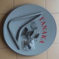 Antena Parabola Mini Dish Offset Tanaka 60 Cm T-80 60Cm