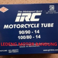 Ban Dalam IRC 90/90-14 atau 100/80-14 Motor Matic Roda Belakang