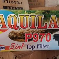 Aquarium filter 3in1 top filter aquila P 970