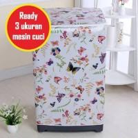 WMC005 - Kupu Cover Mesin Cuci /Washing Machine Cover (3 ukuran)