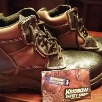 sepatu safety krisbow hercules 6 inch harga nego