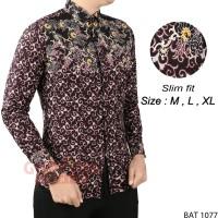 Baju Batik Etnik Modern Pria BAT 1077